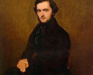 Портрет джентельмена — Камиль Коро