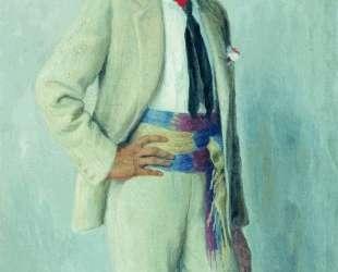 Портрет А. К.Горчакова — Николай Богданов-Бельский