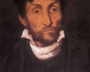 Portrait of a Kleptomaniac — Теодор Жерико