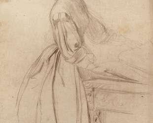 Portrait Of A Lady, Possibly Julia Jackson — Джордж Фредерик Уоттс