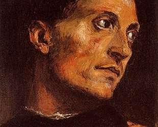 Портрет мужчины — Джорджо де Кирико
