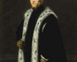 Portrait of a Man aged Twenty six, — Тинторетто