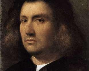 Портрет мужчины (Портрет Террис) — Джорджоне