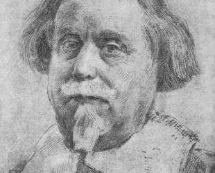 Портрет мужчины с усами — Джан Лоренцо Бернини