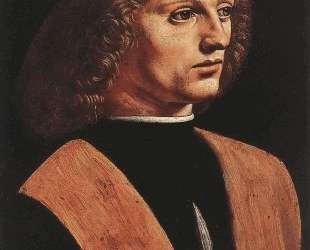 Portrait of a Musician — Леонардо да Винчи
