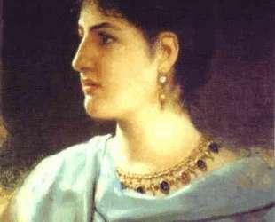 Portrait of a Roman Woman — Генрих Семирадский