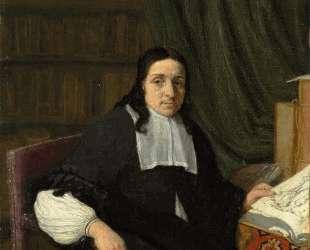 Portrait of a Scholar — Адриан ван Остаде