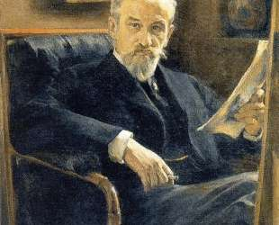 Портрет Андрея Ивановича Сомова — Константин Сомов