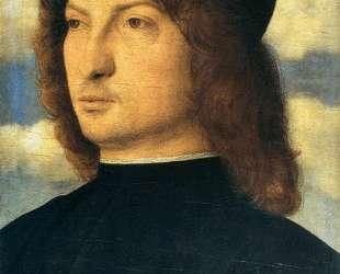 Портрет венецианского дворянина — Джованни Беллини