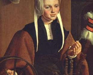 Portrait of a Woman — Мартен ван Хемскерк