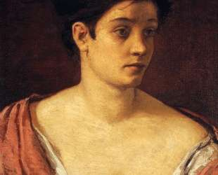 Портрет женщины — Мэри Кассат