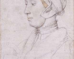 Portrait of a Woman — Ганс Гольбейн Младший