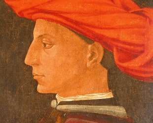 Portrait of a Young Man — Мазаччо