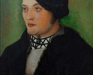 Портрет молодого человека — Ханс Бальдунг