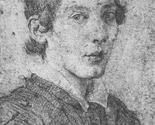 Портрет юноши (Автопортрет) — Джан Лоренцо Бернини