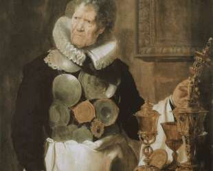 Portrait of Abraham Grapheus — Корнелис де Вос