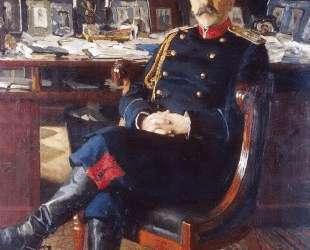 Портрет генерал-адъютанта П. П.Гессе — Николай Богданов-Бельский