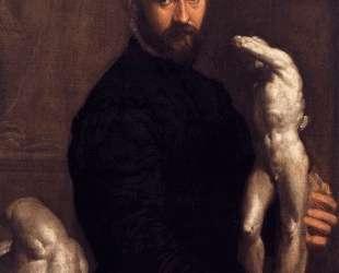 Portrait of Alessandro Vittoria — Паоло Веронезе
