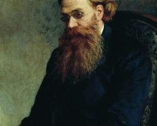 Portrait of Alexander Gerd — Николай Ярошенко