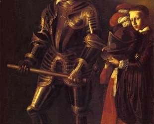 Портрет Алофа де Виньянкур — Караваджо