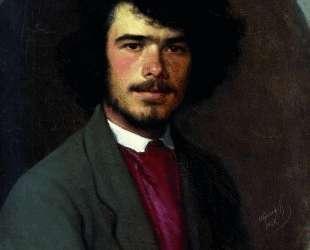 Портрет агронома М. Е. Вьюнникова — Иван Крамской