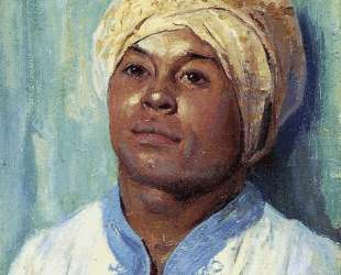 Portrait of an Algerian — Ги Роуз