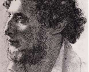 Портрет итальянца — Эдгар Дега