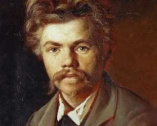 Портрет неизвестного — Василий Перов