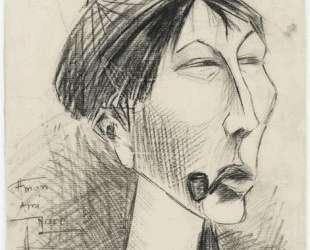 Portrait of Andre Mare — Фернан Леже