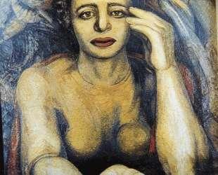 Portrait of Angelica — Давид Альфаро Сикейрос