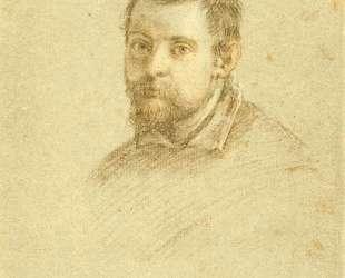 Portrait of Annibale Carracci — Аннибале Карраччи