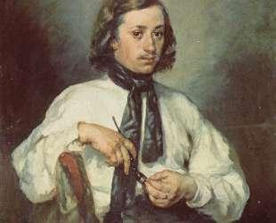Портрет Арамана Оно — Жан-Франсуа Милле