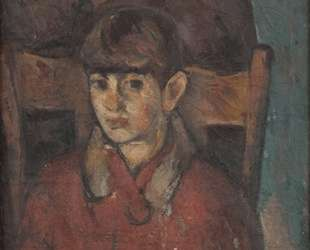Портрет Азадуи (Либерти Миллер) — Аршил Горки