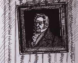 Портрет барина Лапутина — Борис Кустодиев