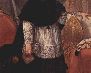 Портрет епископа Бенедетто Ганассони — Пьетро Лонги