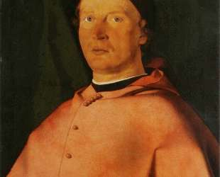 Portrait of Bishop Bernardo de' Rossi — Лоренцо Лотто