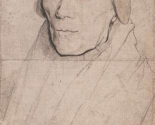 Portrait of Bishop John Fisher — Ганс Гольбейн Младший
