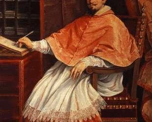 Portrait of Cardinal Bernardino Spada — Гвидо Рени