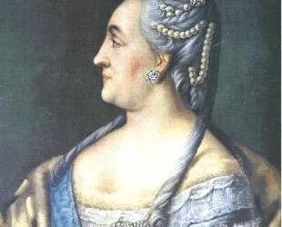 Портрет Еватерины II — Алексей Антропов