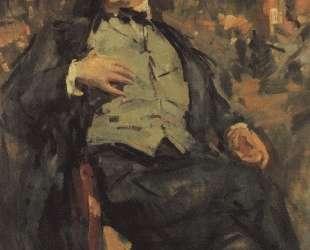Портрет Ф. И.Шаляпина — Константин Коровин