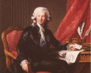Portrait of Charles Alexandre de Calonne — Элизабет Луиза Виже-Лебрен