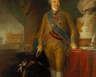 Портрет графа Александра Куракина — Владимир Боровиковский