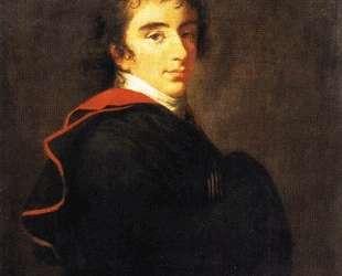 Portrait of Count Pavel Shuvalov — Элизабет Луиза Виже-Лебрен