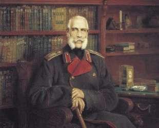 Портрет графа Сергея Григорьевича Строганова — Константин Маковский