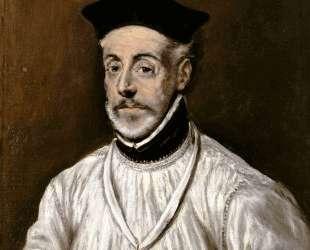 Портрет Диего де Коваррубиаса — Эль Греко