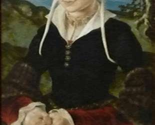Portrait of donor — Мартен ван Хемскерк