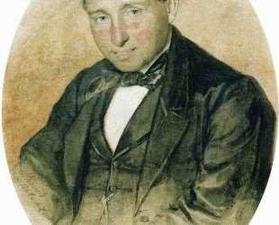 Портрет доктора Г. Кострова — Илья Репин