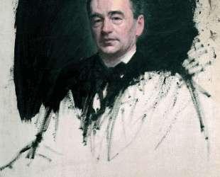 Портрет доктора Карла Андреевича Раухфуса — Иван Крамской