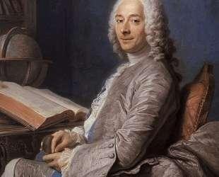 Portrait of Duval de l'Epinoy — Морис Кантен де Латур