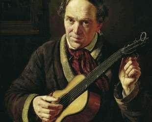 Портрет Е. И.Маковского, отца художника — Константин Маковский